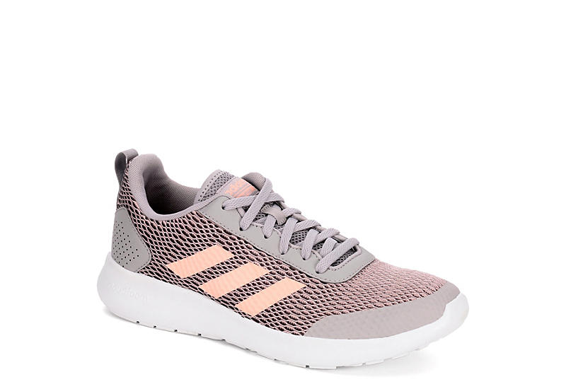 97d964ccd4944 Adidas Womens Element Race Running Shoe - Grey