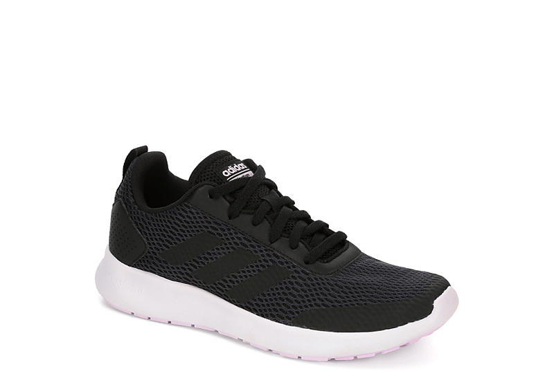 hot sale online 67b4b 60a66 Adidas Womens Element Race Running Shoe - Black