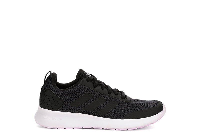 hot sale online c8141 49660 Adidas Womens Element Race Running Shoe - Black