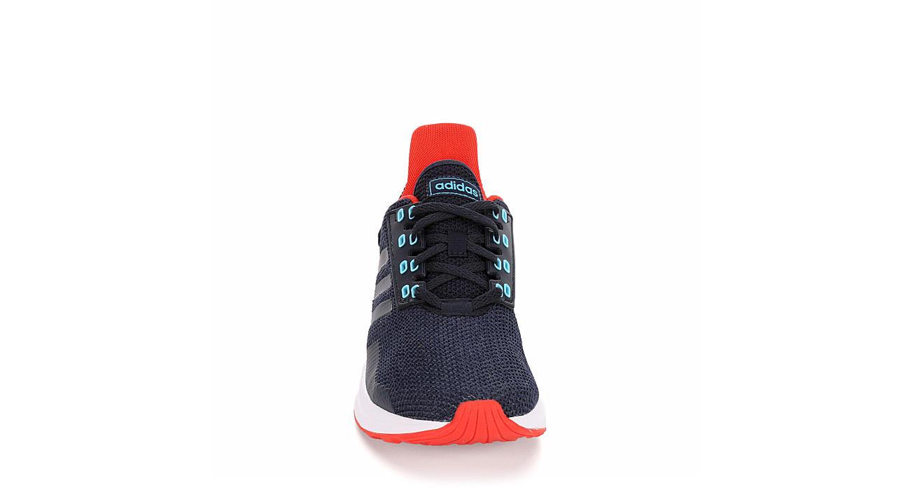 low priced 9cc4a adbbb Adidas Womens Duramo 9 Running Shoe - Navy
