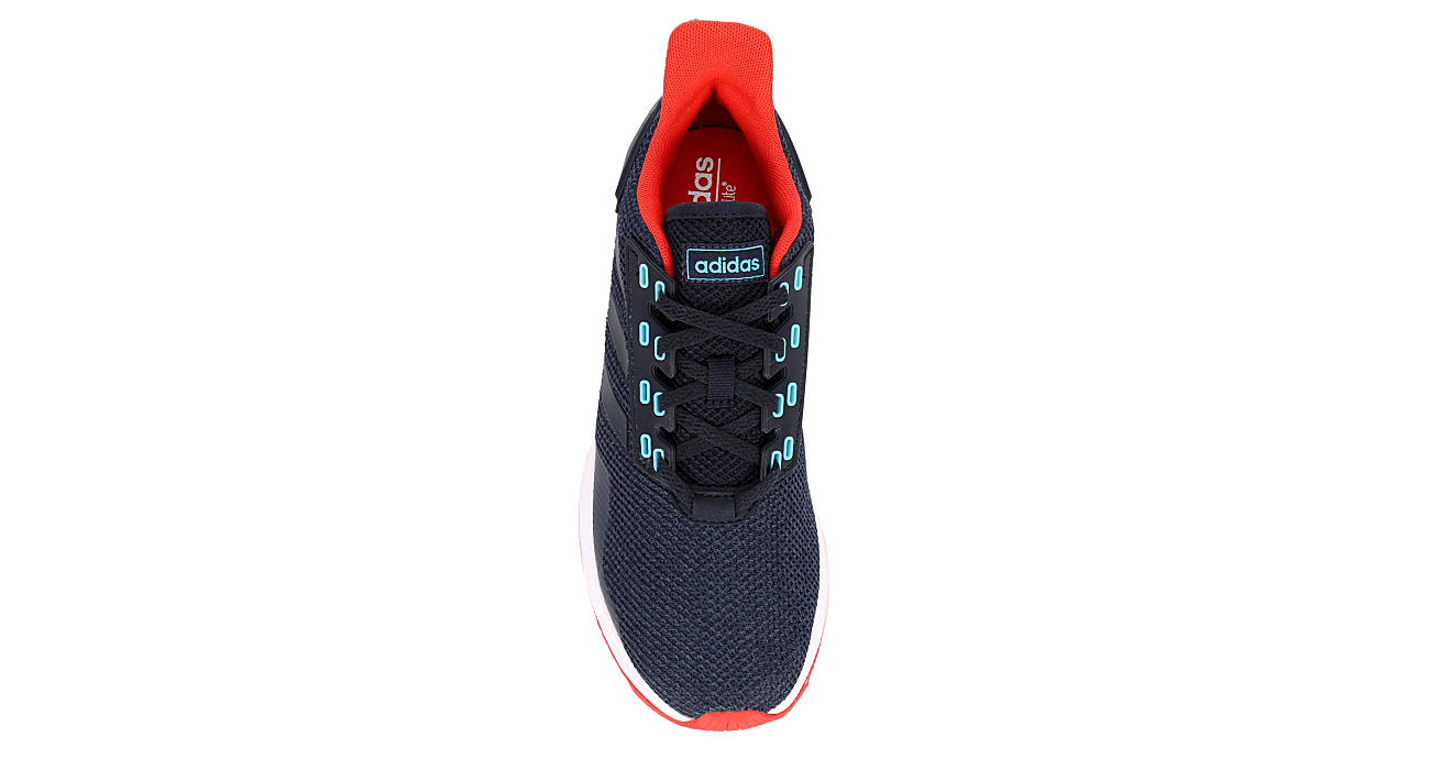 low priced d1721 27b31 Adidas Womens Duramo 9 Running Shoe - Navy