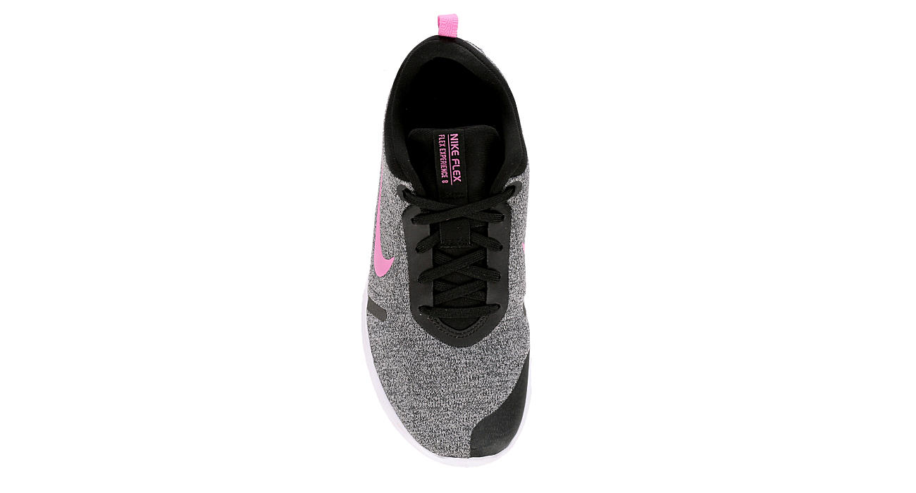 NIKE Womens Flex Experience 8 Running Shoe - BLACK