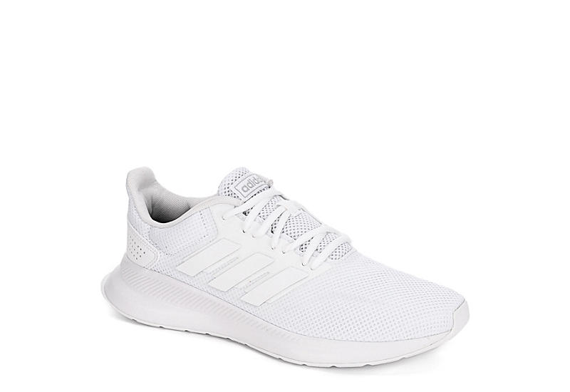 55e463875aac9 Adidas Womens Falcon Running Shoe - White