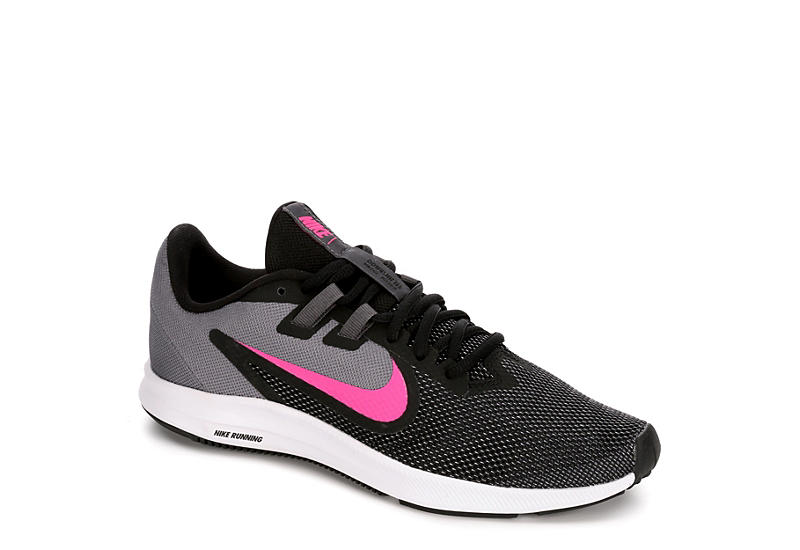 025bebc5d02bb Nike Womens Downshifter 9 Running Shoe - Black