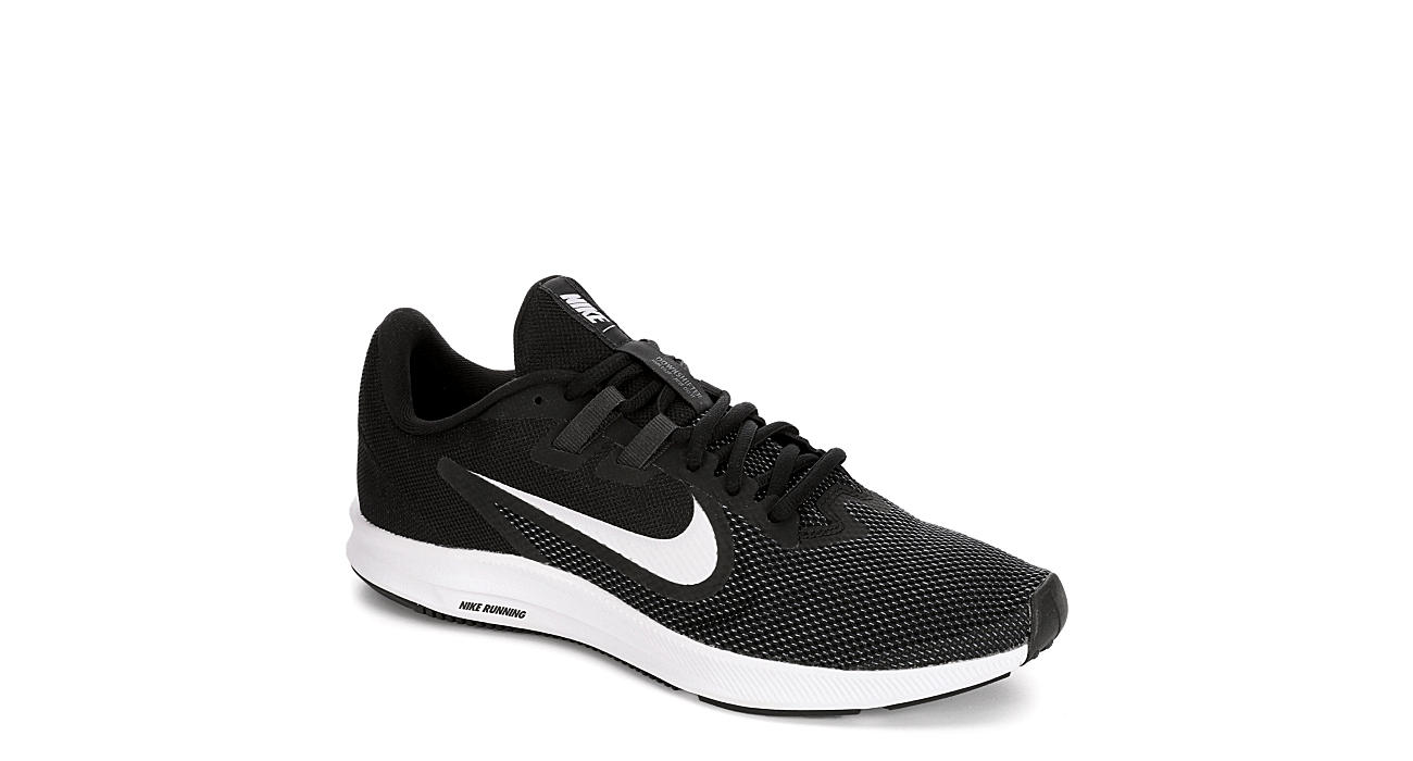 Black Nike Womens Downshifter 9 Running Shoe | Athletic