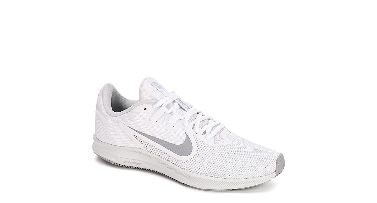 low priced 220af a0b1b Nike Womens Downshifter 9 Running Shoe - White