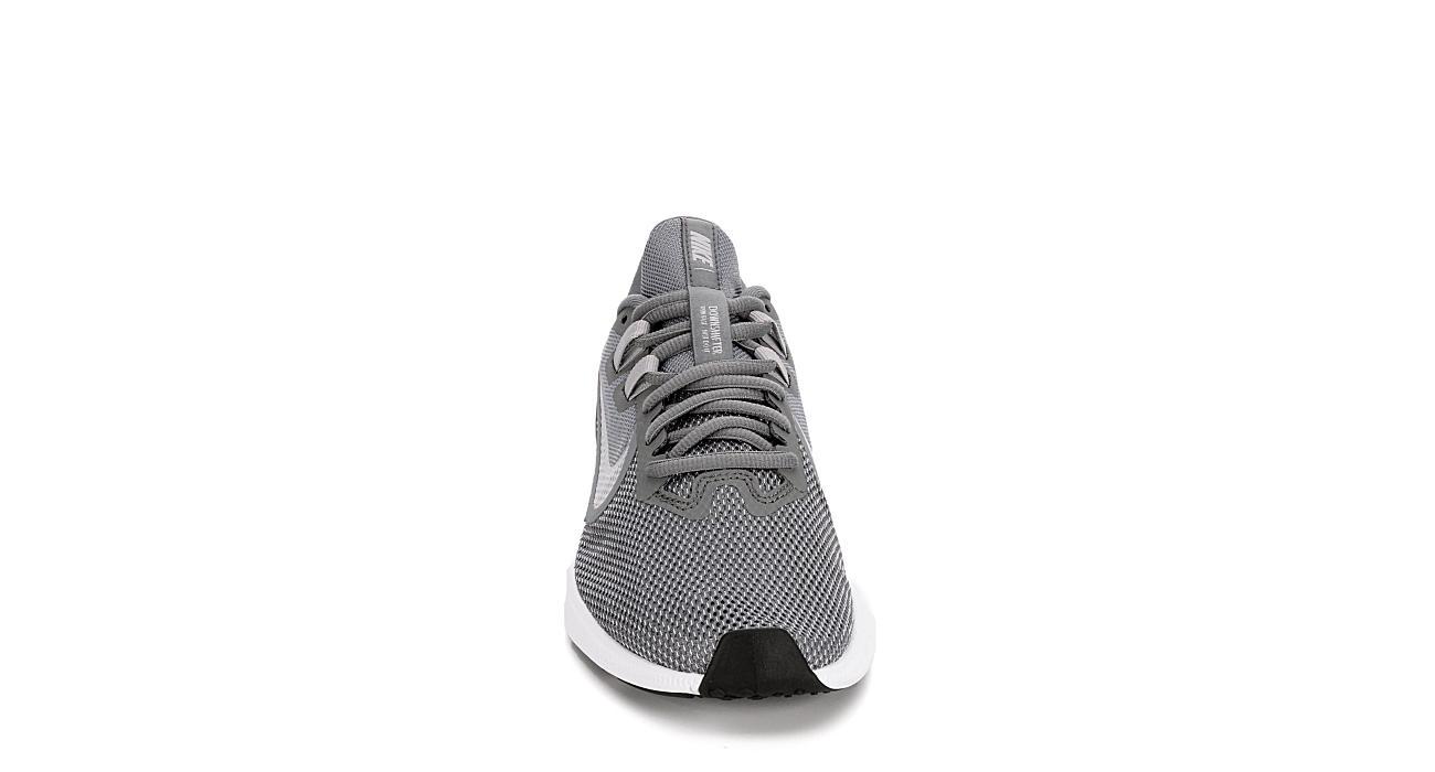 NIKE Womens Downshifter 9 Running Shoe - GREY