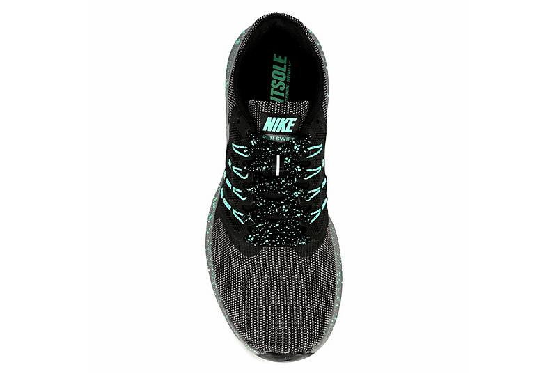 NIKE Womens Run Swift Trail Running Shoe - BLACK
