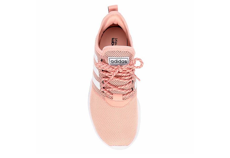 ADIDAS Womens Lite Racer Rbn Sneaker - BLUSH