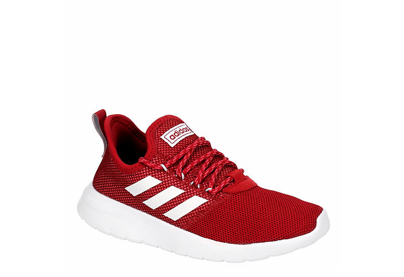 ba62d9d93a133 Red Adidas Womens Lite Racer Rbn Sneaker | Active Lifestyle | Off ...