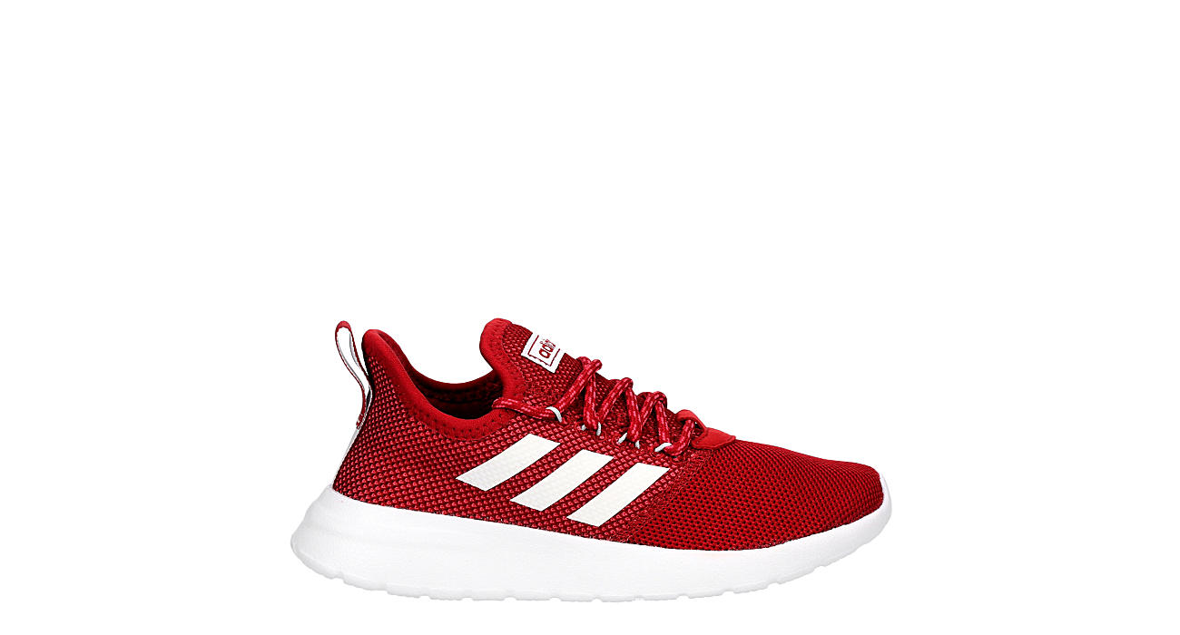 ADIDAS Womens Lite Racer Rbn Sneaker - RED