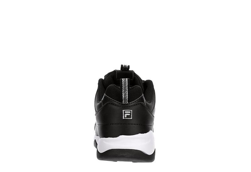 FILA Womens Ray Sneaker - BLACK