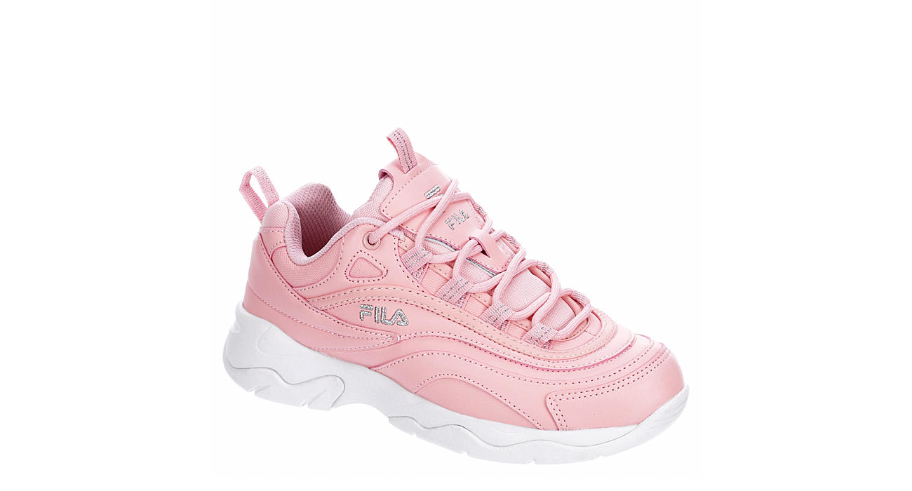 FILA Womens Ray Sneaker - BLUSH