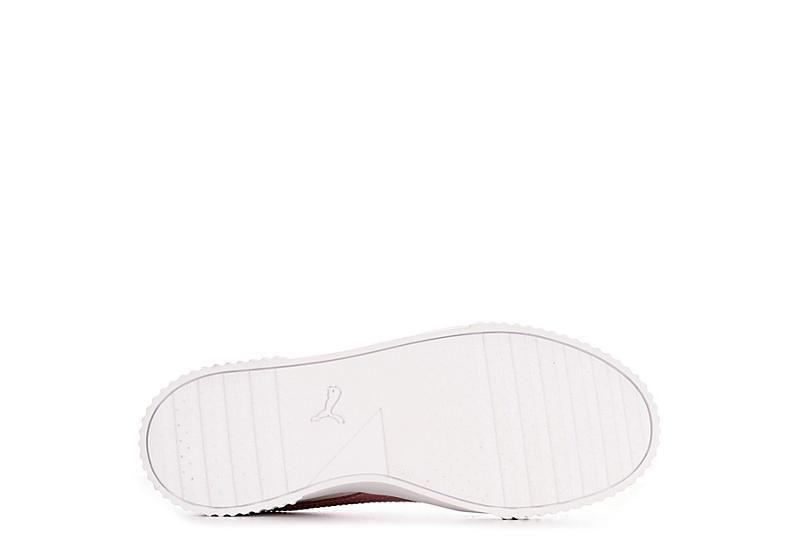 PUMA Womens Carina Sneaker - BEIGE