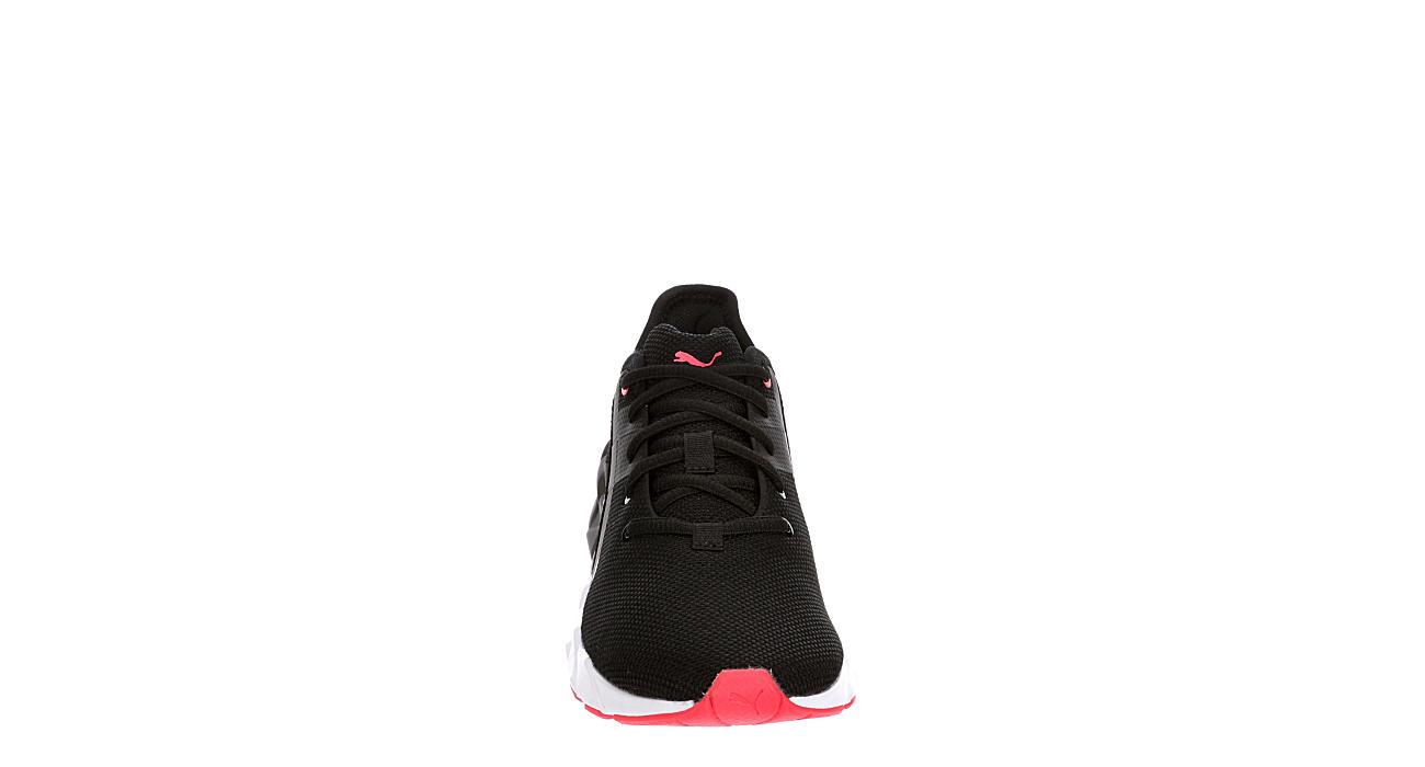 PUMA Womens Weave Xt Sneaker - BLACK