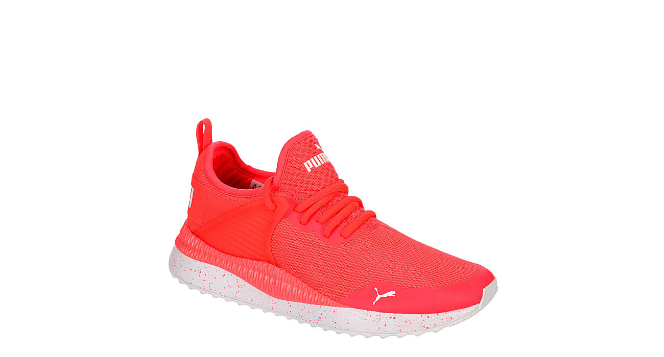 PUMA Womens Pacer Cage Sneaker - PINK