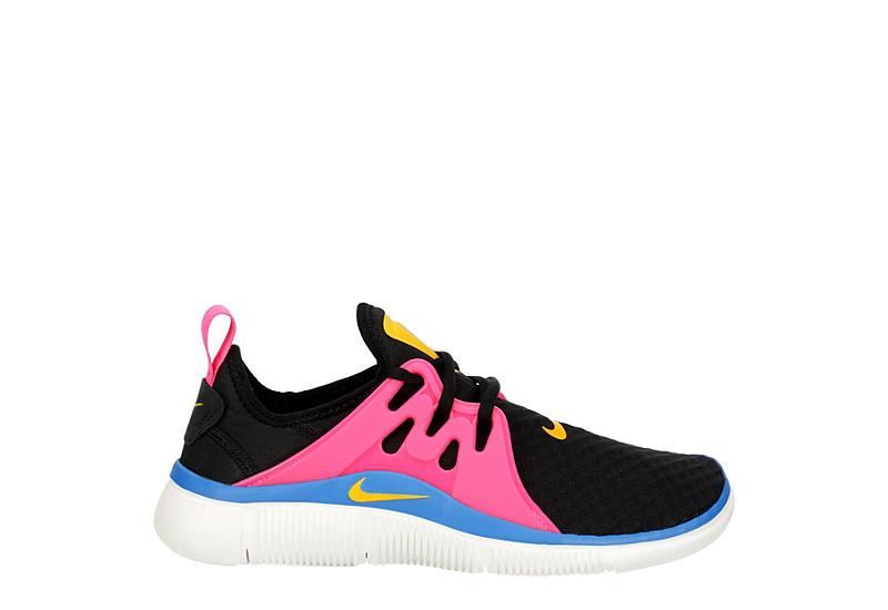 NIKE Womens Acalme Sneaker - BLACK