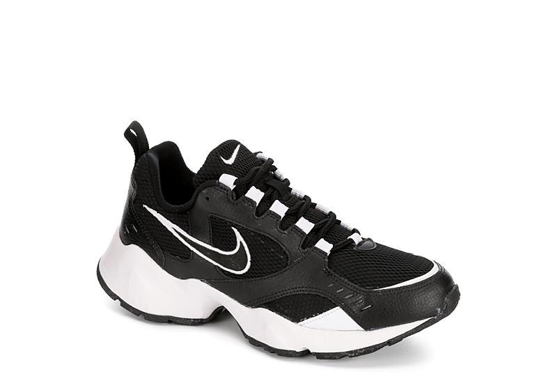 BLACK NIKE Womens Air Heights Sneaker