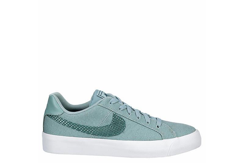 NIKE Womens Court Royale Ac Sneaker - AQUA