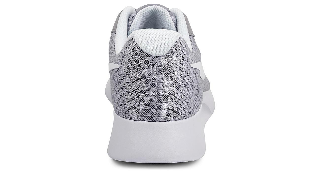 NIKE Womens Tanjun Sneaker - GREY