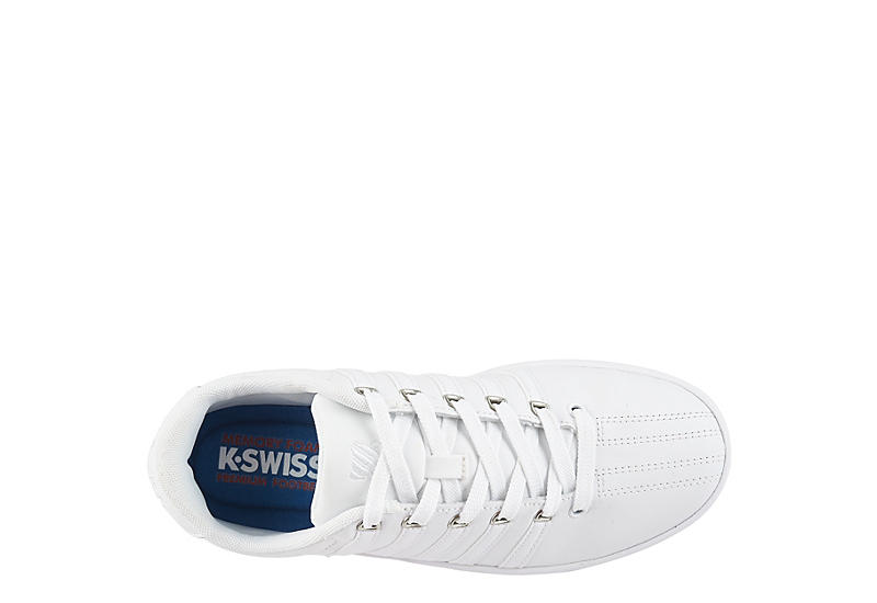 K-SWISS Womens Court Pro Ii Sneaker - WHITE