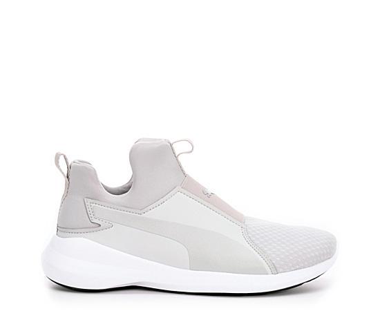 Womens Rebel Mid Sneaker