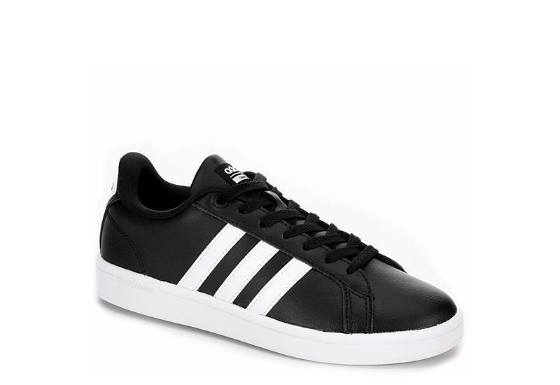nero strisce adidas donne vantaggio da scarpe da ginnastica atletica