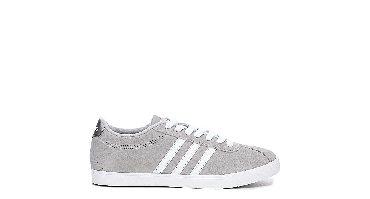 the latest cc45e b56dc Adidas Womens Courtset Sneaker - Grey