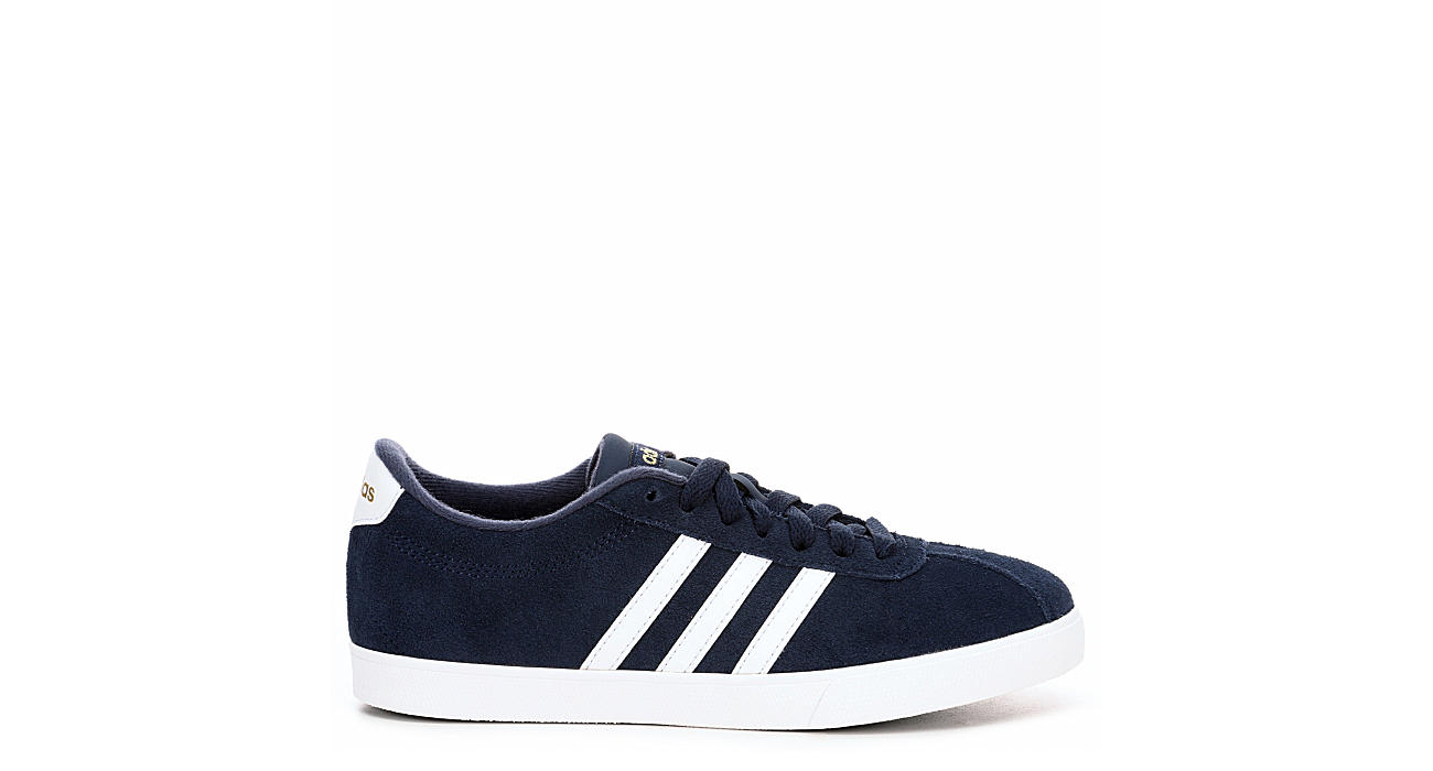 new styles 90964 28554 Adidas Womens Courtset Sneaker - Navy
