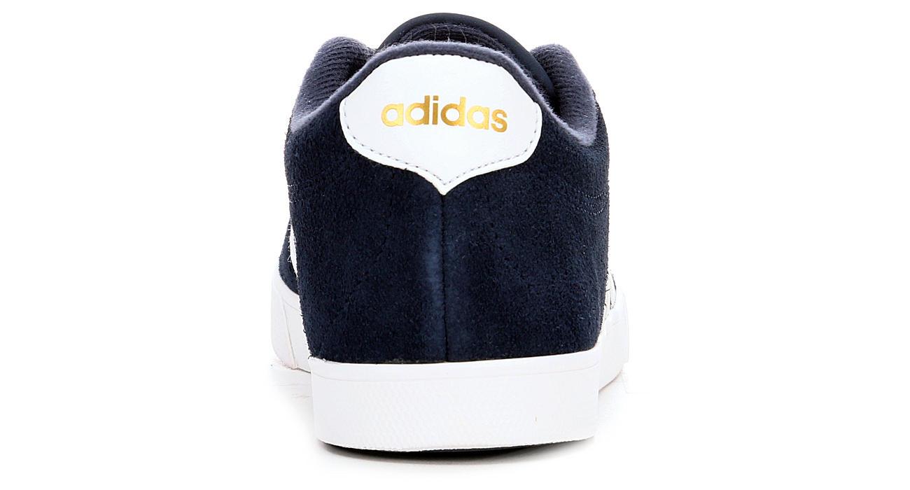 ADIDAS Womens Courtset Sneaker - NAVY