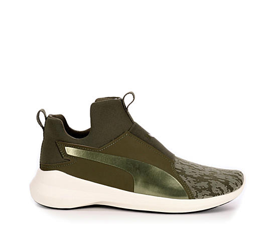 Womens Dare Rebel Mid Sneaker