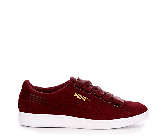 Womens Vikky Ribbon Sneaker