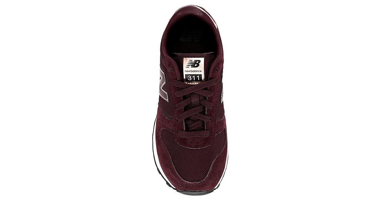outlet store 1d19f e325e New Balance Womens 311 Sneaker - Burgundy