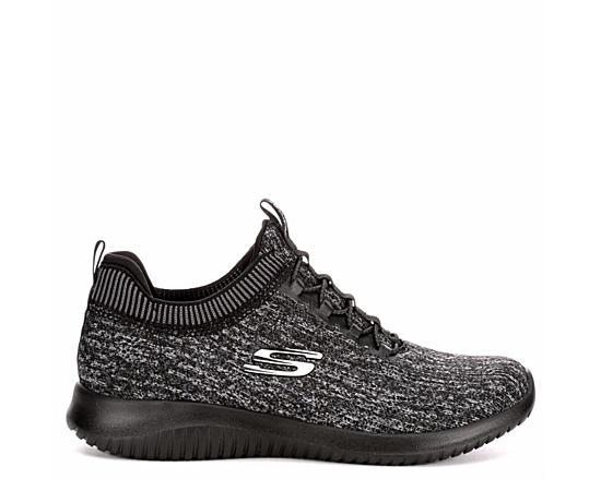 Womens Ultra Flex Knit Sneaker
