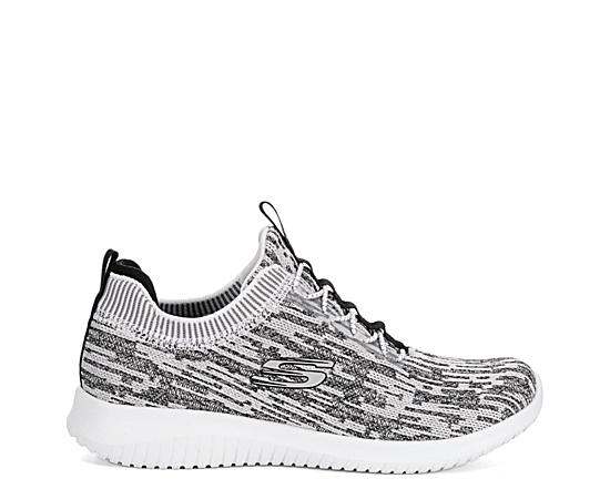 Womens Ultra Flex Knit Sneaker