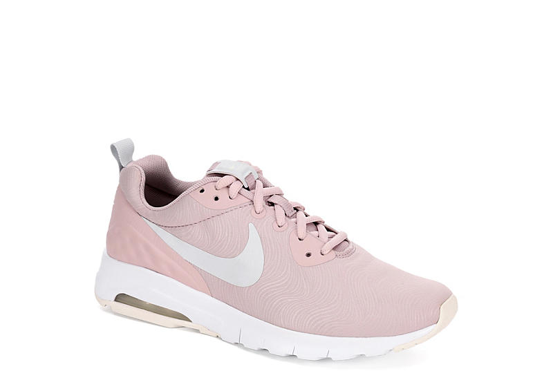 15a971758642 low cost pale pink nike air max sneakers f61fd 7232d  switzerland nike  womens air max motion se sneaker 0ebfd 2411b