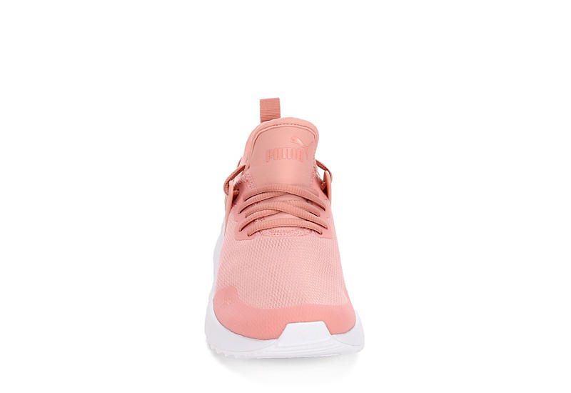 PUMA Womens Pacer Cage Sneaker - BLUSH