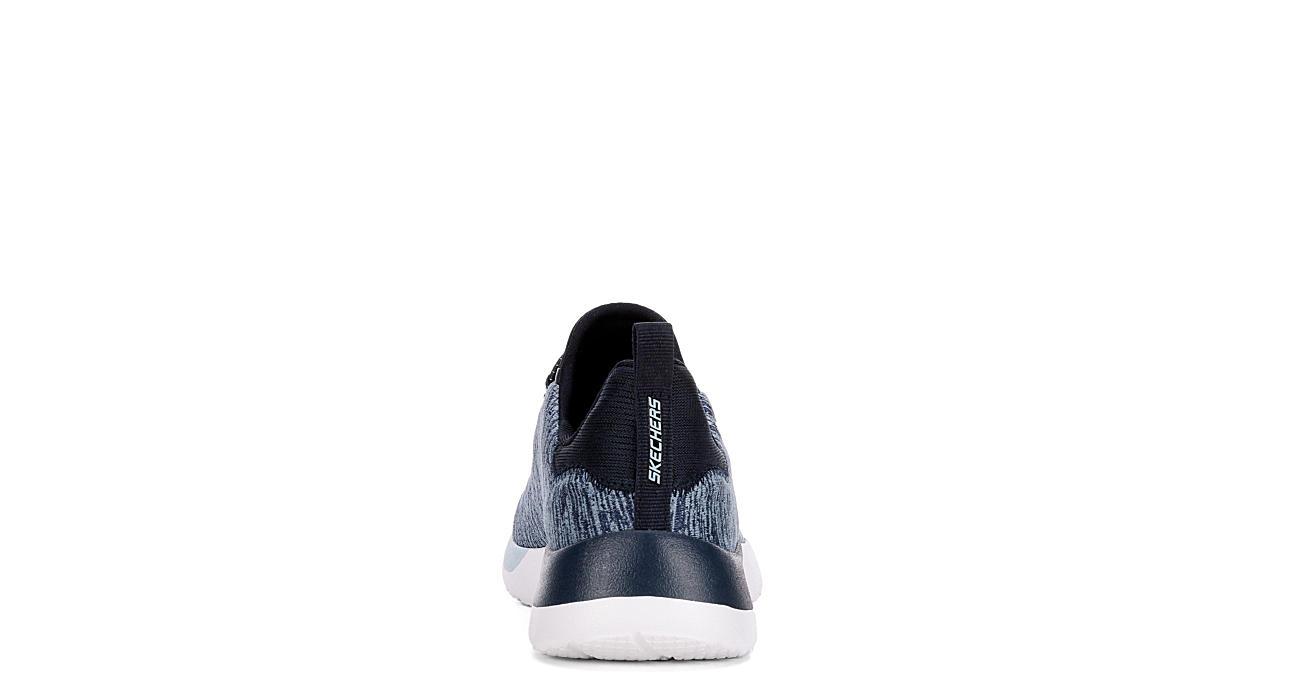 SKECHERS Womens Dynamight - Break-through Sneaker - NAVY