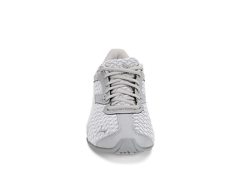 PUMA Womens Tazon Lux Sneaker - GREY