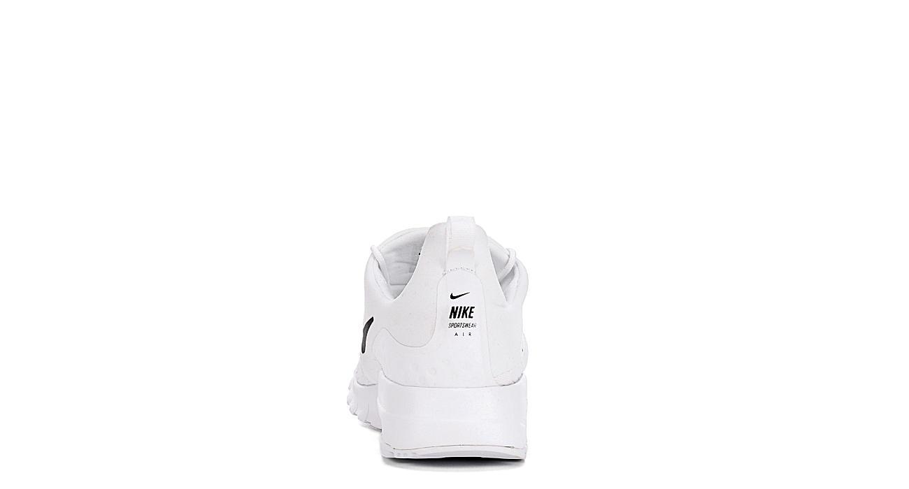 NIKE Womens Air Max Motion Racer 2 Sneaker - WHITE