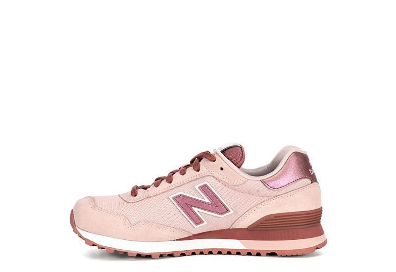 NEW BALANCE Womens 515 Sneaker - PALE PINK