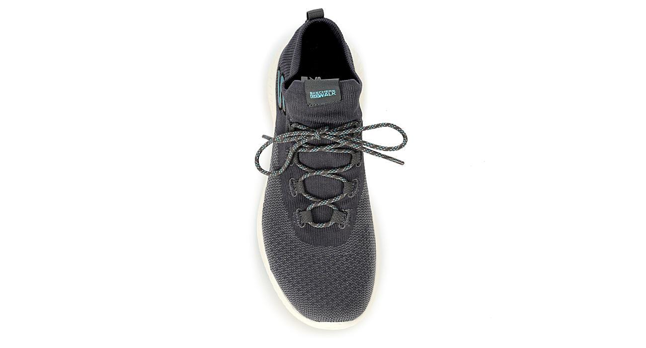 SKECHERS Womens Go Walk Revolution Ultra Turbo Sneaker - GREY