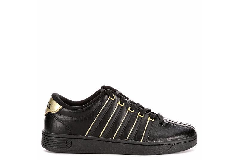 K-SWISS Womens Court Pro Ii Sneaker - BLACK