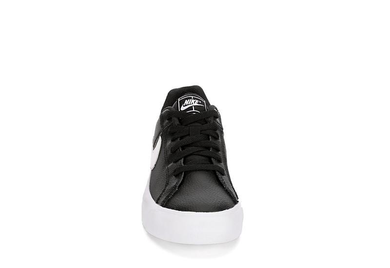NIKE Womens Court Royale Ac Sneaker - BLACK