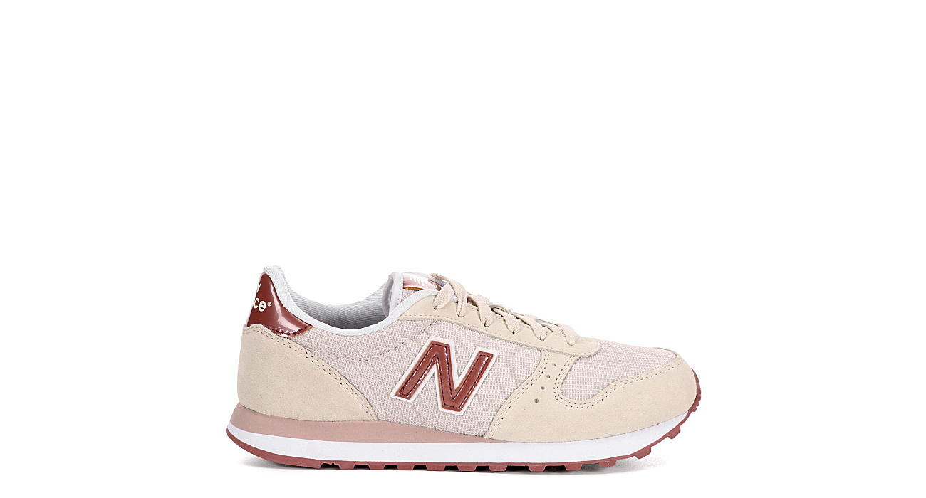 NEW BALANCE Womens 311 Sneaker - OFF WHITE