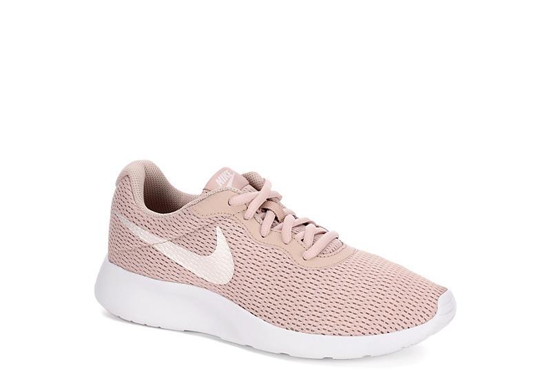 28a25dddf63 Blush Nike Tanjun Women s Sneakers