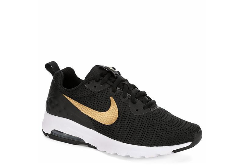 509ff0b7d97a Black Nike Air Max Motion LW Womens Sneakers