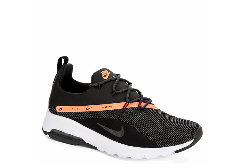 separation shoes 4929f 4a59a Nike Womens Air Max Motion Racer 2 Sneaker - Black