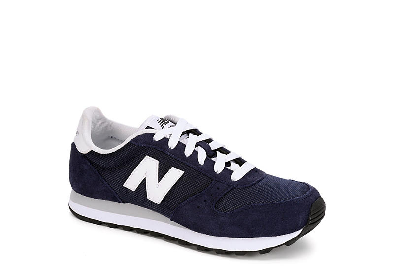 NAVY NEW BALANCE Womens 311 Sneaker