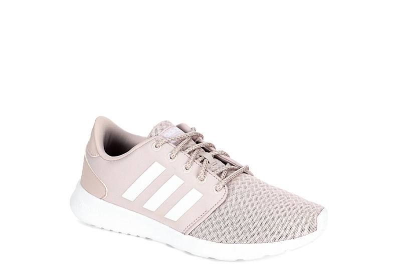 PALE PINK ADIDAS Womens Qt Racer Sneaker